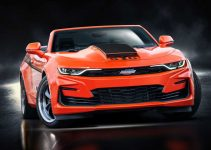 2021 Chevy Camaro Oil Capacity, Options, Pictures