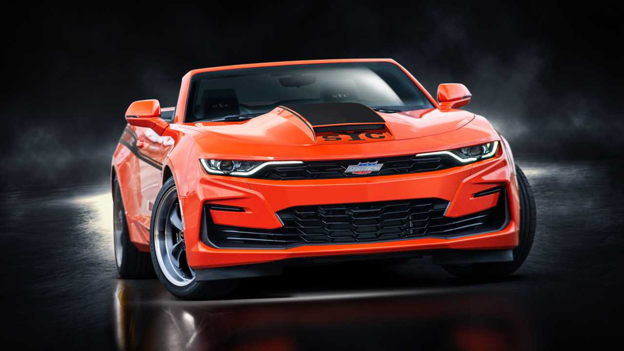 1,000-Hp Yenko Camaro Now Available From Chevy Dealerships 2021 Chevy Camaro Oil Capacity, Options, Pictures