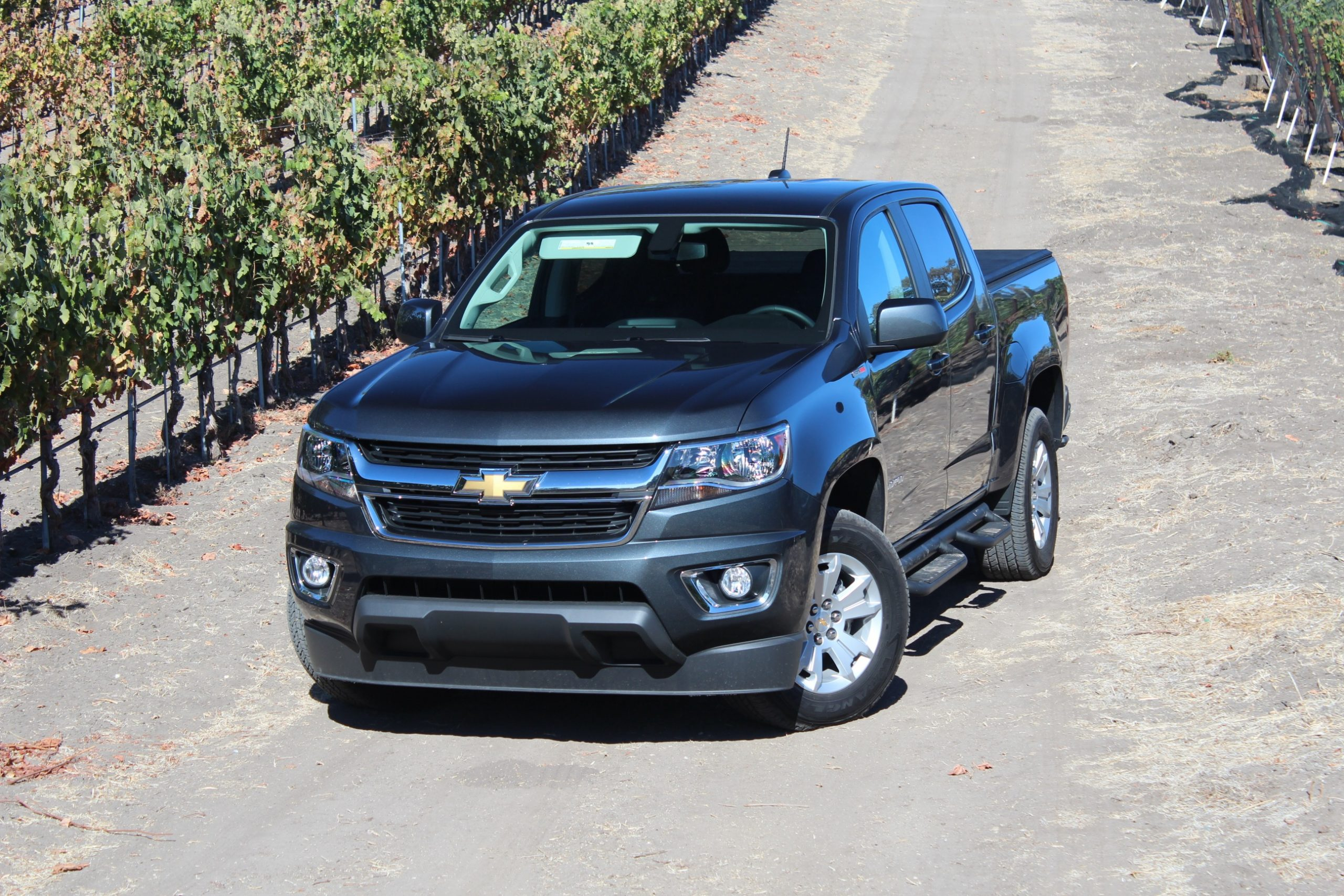 2016 Chevrolet Colorado Diesel: First Drive 2021 Chevy Colorado Crew Cab Running Boards, Length, Dimensions