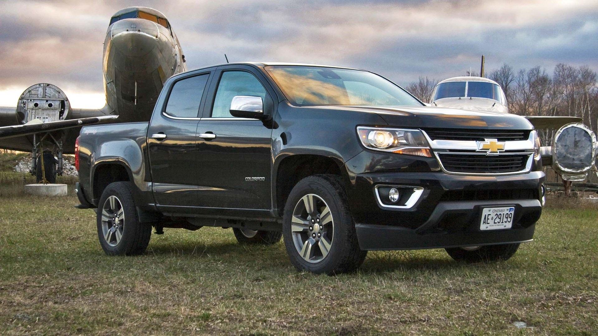 2017 Chevrolet Colorado V6 Lt 4Wd Test Drive Can A 2021 Chevy Colorado Be Flat Towed