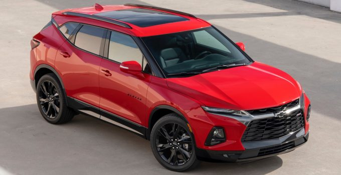 2021 Chevy Blazer Rs Issues, Lease, Manual