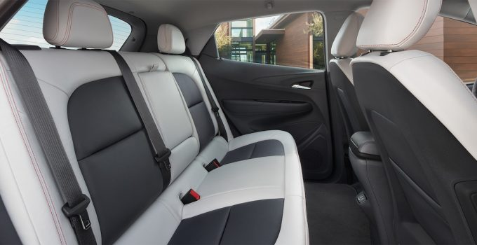 2021 Chevy Bolt Seat Covers, Safety Rating, Specifications
