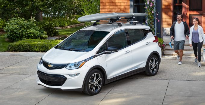 2021 Chevy Bolt Ev Accessories, Owners Manual, Dimensions