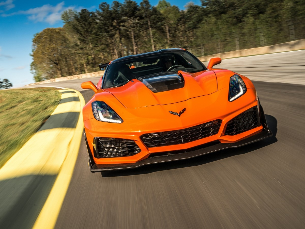 2021 Chevrolet Corvette Zr1 Manual, Mpg, Production ...