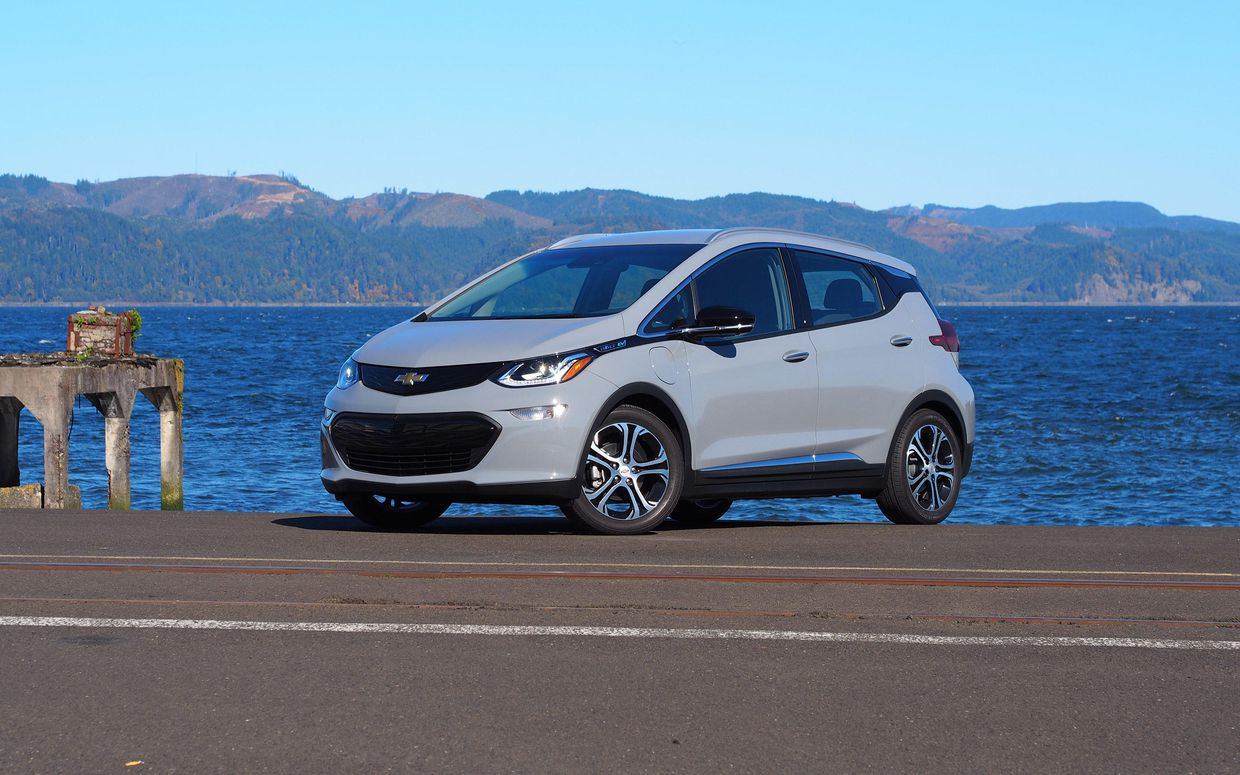 2020 Chevrolet Bolt Ev Reviews, News, Pictures, And Video 2021 Chevrolet Bolt Ev Torque, Warranty, Owners Manual