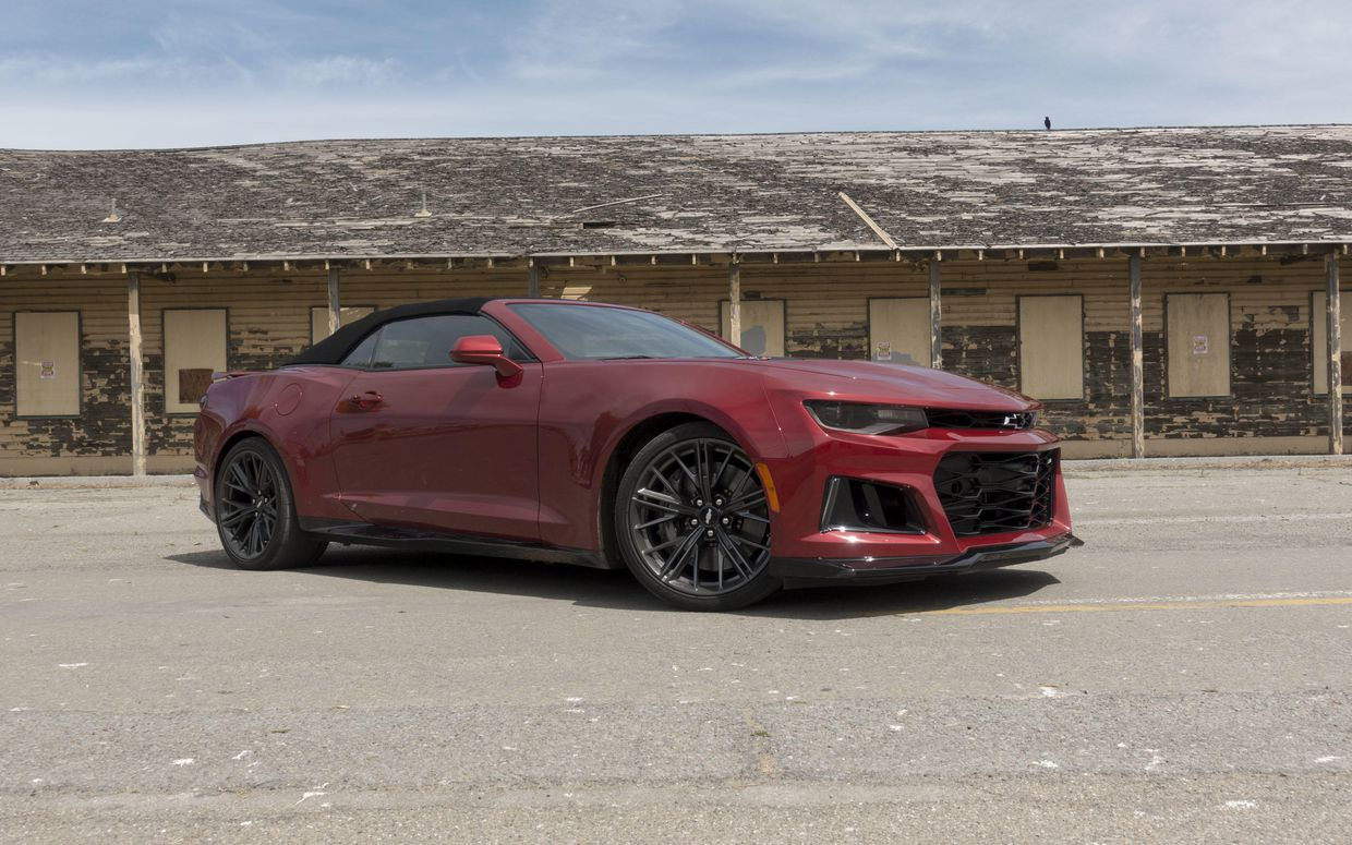 2020 Chevrolet Camaro Reviews, News, Pictures, And Video 2021 Chevrolet Camaro Zl1 Mpg, Near Me, Pictures