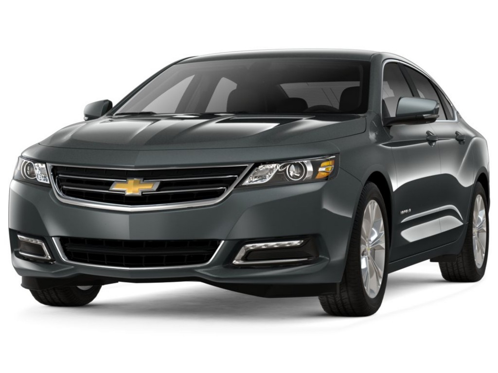 2021 chevrolet impala changes dimensions discontinued