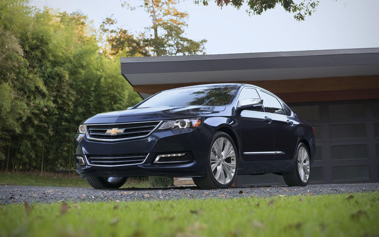 2020 Chevrolet Impala Reviews, News, Pictures, And Video 2021 Chevy Impala Premier Review, Tire Size, Price