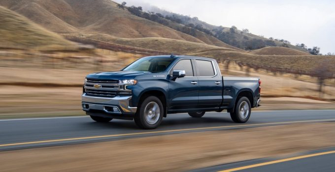 2021 Chevrolet Silverado 1500 Rst Owners Manual, Pictures, Transmission