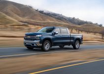 2021 Chevy Silverado Owners Manual, Oil Capacity, Options