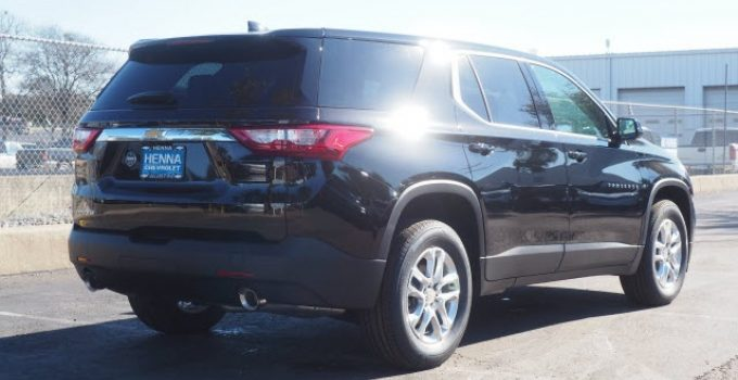 2021 Chevy Traverse Ls Pictures, Specs, Used