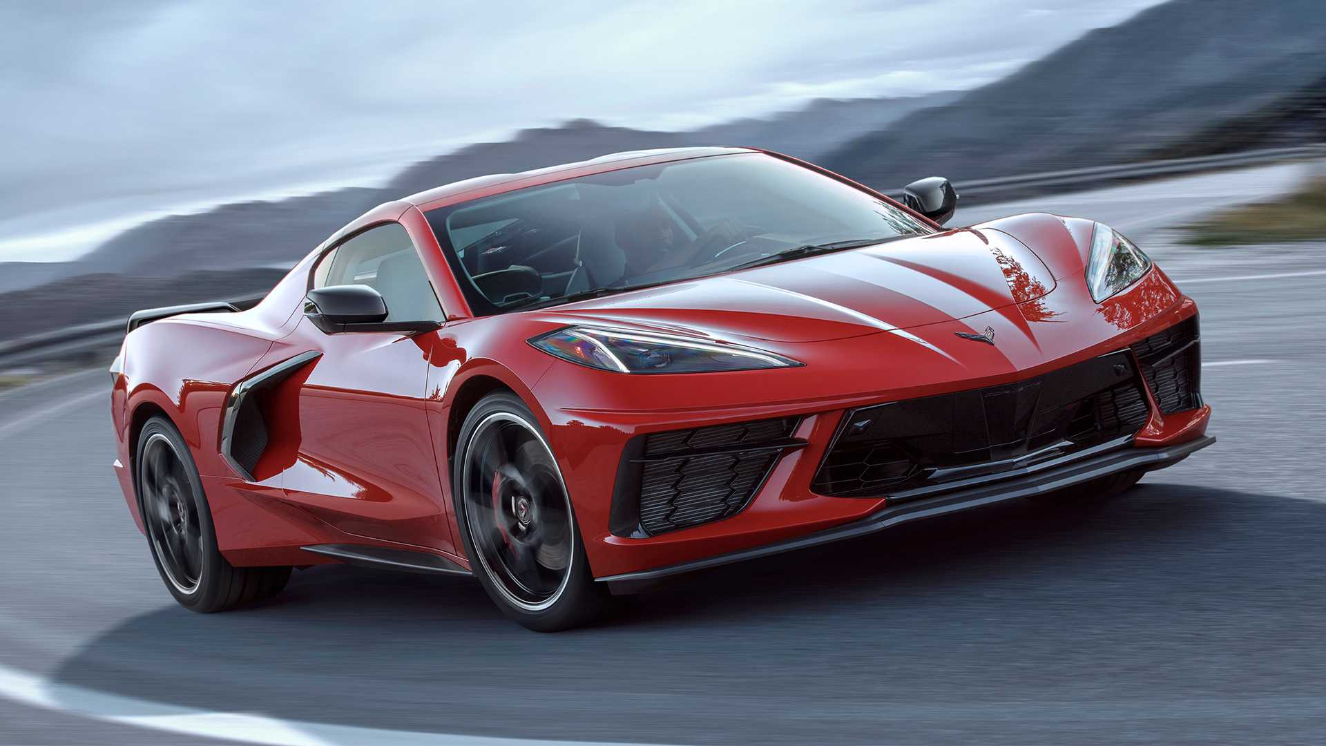 2020 Chevy Corvette Options List: What Everything Costs 2021 Chevrolet Corvette Stingray Build And Price, Lease, Build