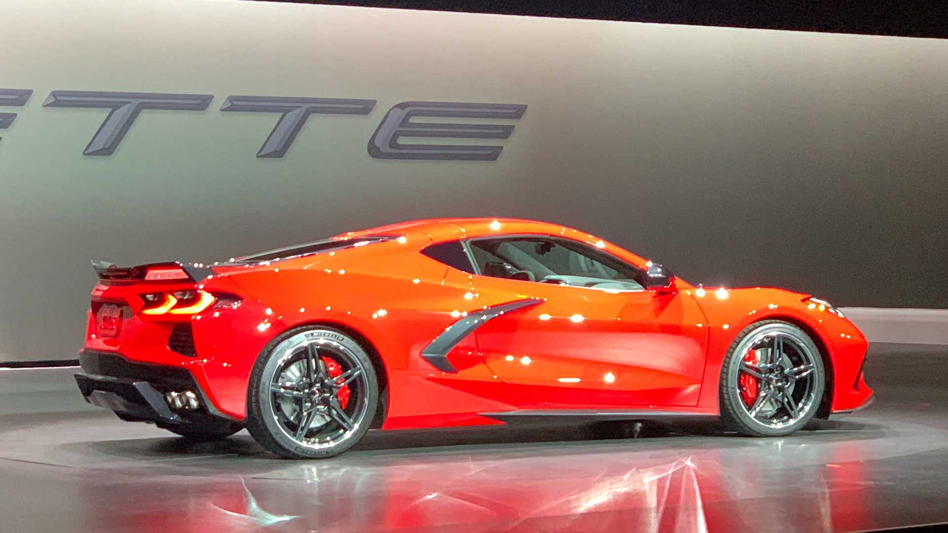 2020 Chevy Corvette Options List: What Everything Costs 2021 Chevy Corvette Zr1 Horsepower, Colors, Cost