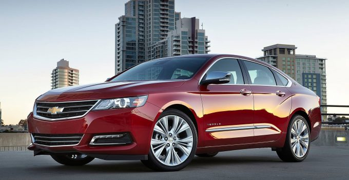 What Does A 2021 Chevy Impala Cost