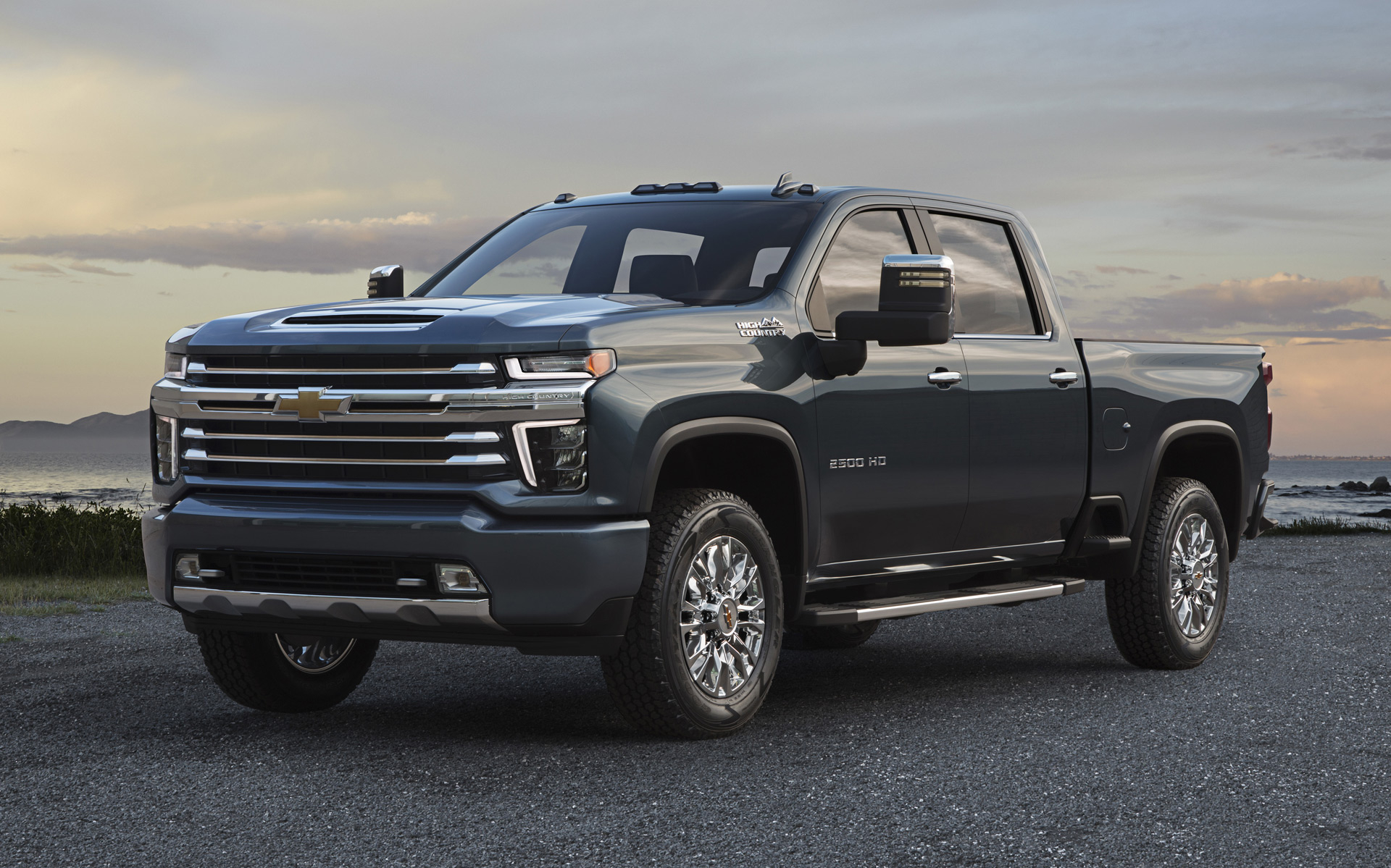 2020 Chevy Silverado 2500Hd High Country: More Bling, Less Butch 2021 Chevrolet Silverado Colors, Pictures, Review