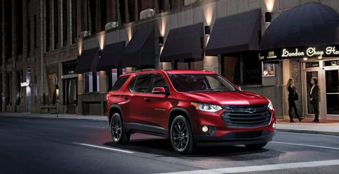Difference Between 2021 Chevy Traverse Ls And Lt