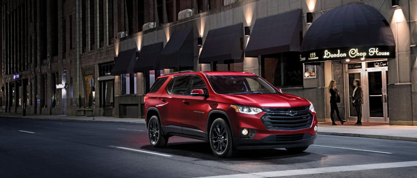 2020 Chevy Traverse Trim Levels: L Vs. Ls Vs. Lt Vs. Rs Difference Between 2021 Chevy Traverse Ls And Lt