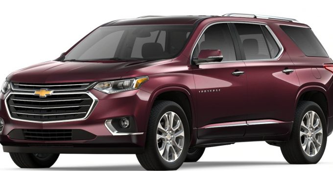 2021 Chevrolet Traverse High Country Interior Colors, Reviews