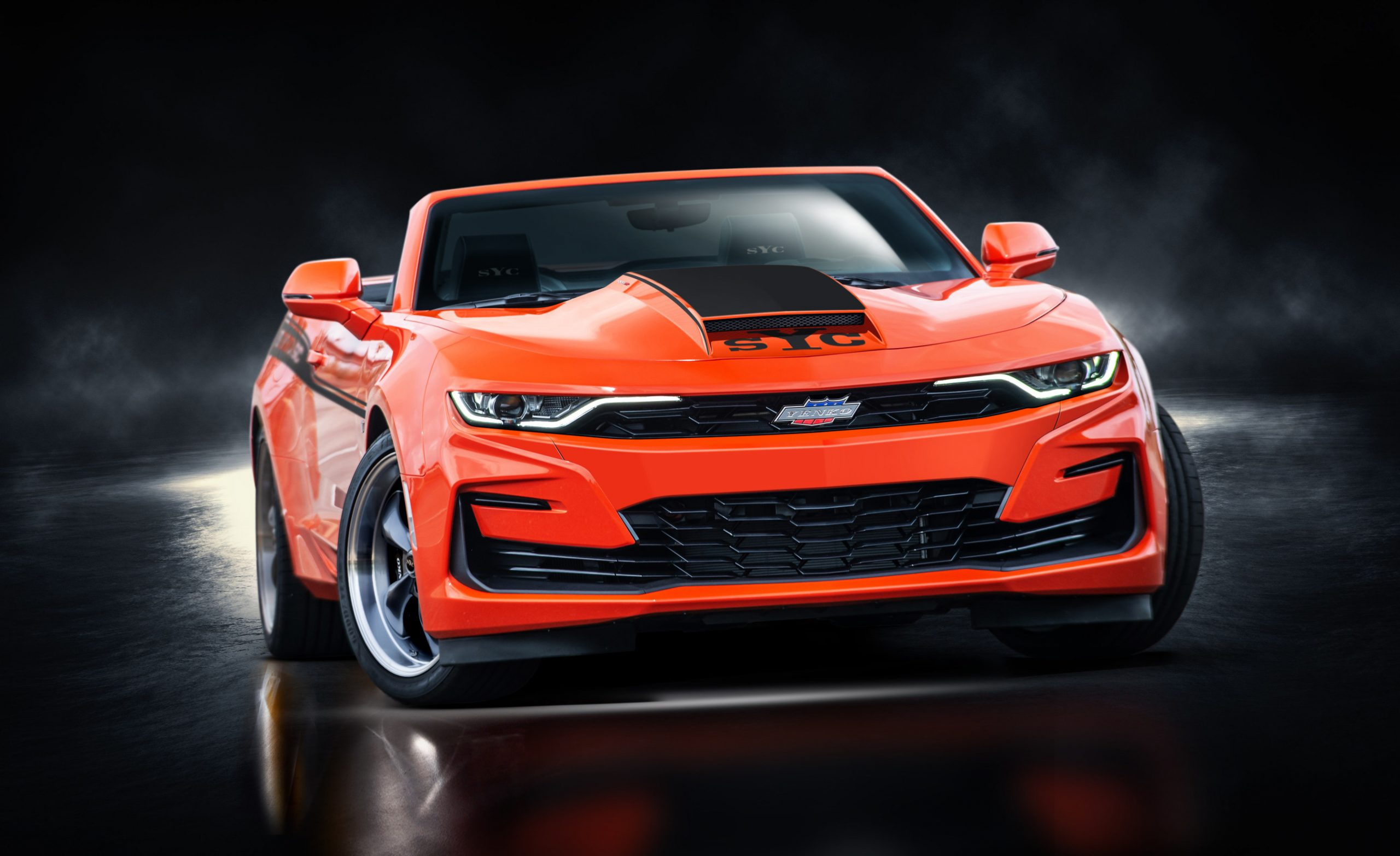 2020 Yenko Camaro Has 1,000 Hp And Is Available From Chevy 2021 Chevrolet Camaro 2Ss Torque, Weight, Horsepower