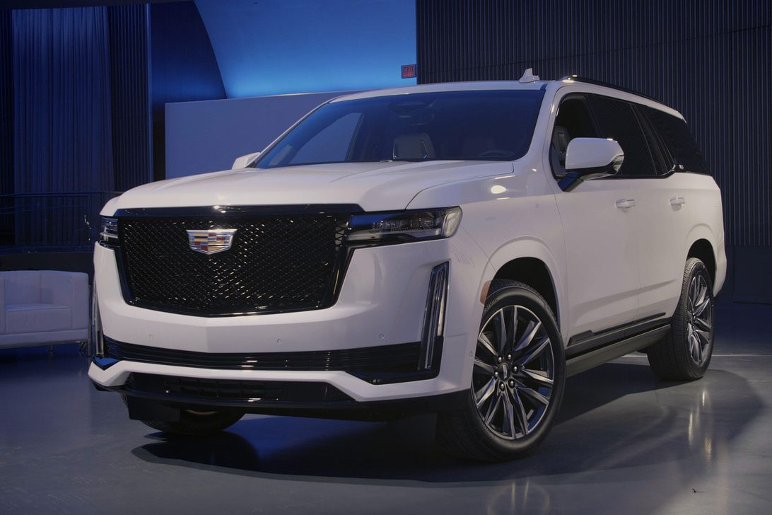 2021 Cadillac Escalade Ups Its Looks, Tech And Comfort 2021 Chevy Silverado 1500 New, New Body, Navigation System