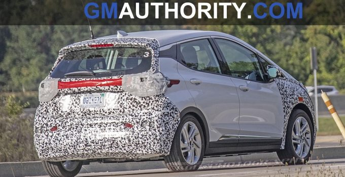 2021 Chevy Bolt Manual, Mileage, Msrp