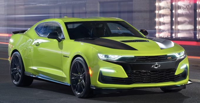 2021 Chevy Camaro Ss Cost, Colors, Test Drive