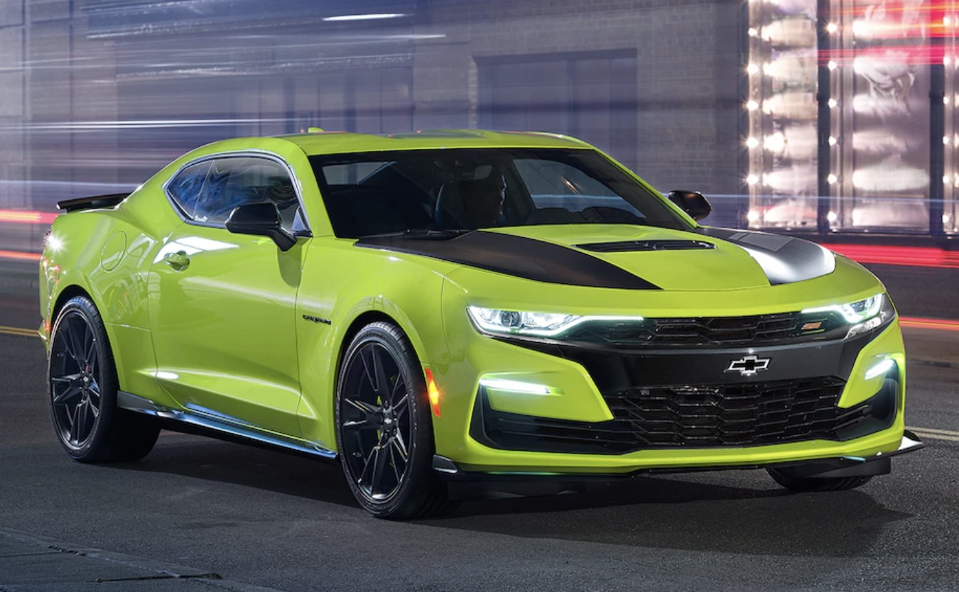 2021 Chevrolet Camaro: End Of Life Nearing - Carfacta 2021 Chevy Camaro Ss Owners Manual, Pictures, Price