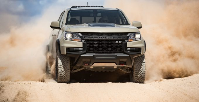 How Much Is A 2021 Chevy Colorado Z71