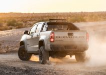 2021 Chevrolet Colorado Safety Rating, Service Manual, Safety Features