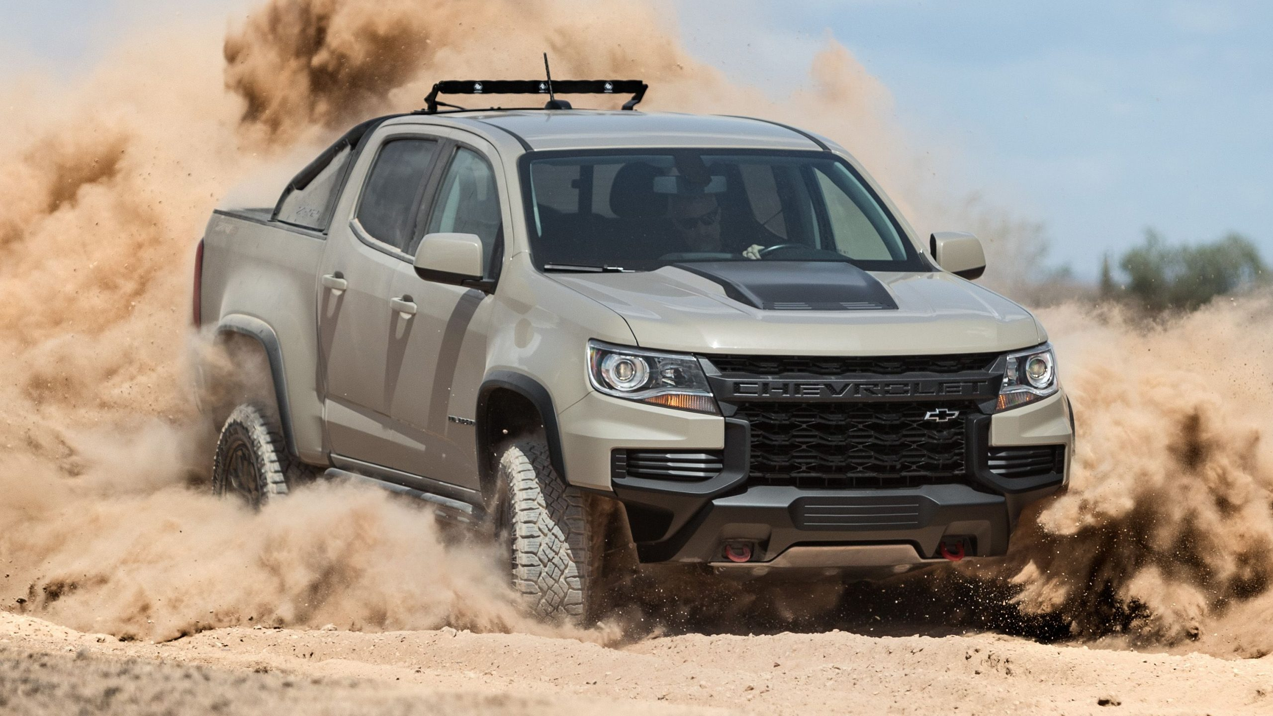 2021 Chevrolet Colorado Zr2 Unveiled With Updated Design Running Boards For 2021 Chevy Colorado Crew Cab