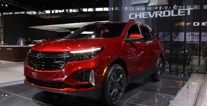 2021 Chevrolet Equinox Ls Specs, All-Wheel Drive, Build And Price