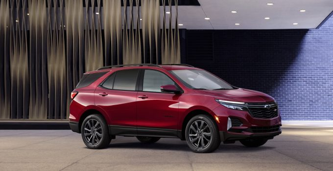 2021 Chevy Equinox Premier 2.0, Msrp, Awd