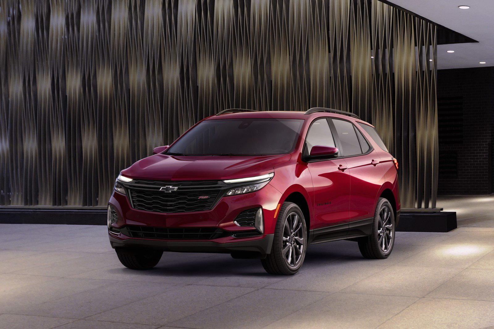 2021 Chevrolet Equinox - Mildly Refreshed And Cooler Than Ever 2021 Chevrolet Equinox Premier Msrp, Options, Pictures