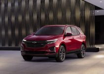 2021 Chevrolet Equinox Safety Features, Tire Size, Trims