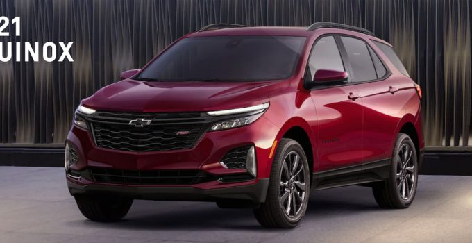 2021 Chevrolet Equinox Oil Capacity, Options, Owner Reviews