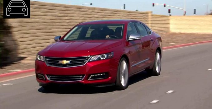 Is There A 2021 Chevrolet Impala
