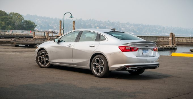 What Does A 2021 Chevy Malibu Look Like