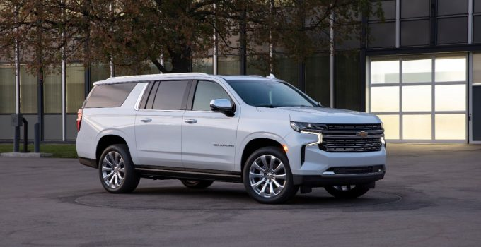 2021 Chevrolet Tahoe Build Your Own, Cargo Space, Cost