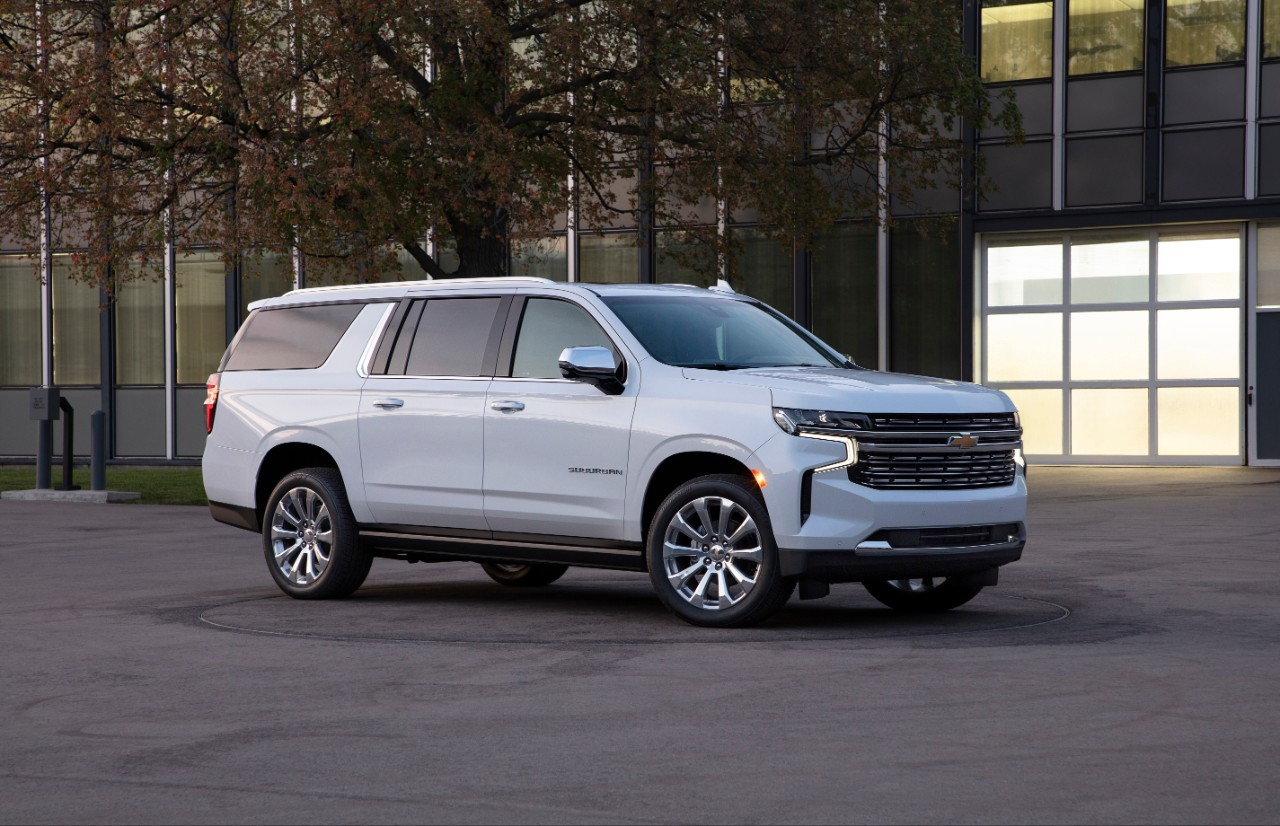 2021 Chevrolet Suburban And Tahoe: America, Your Ride Awaits Difference Between 2021 Chevy Traverse Ls And Lt