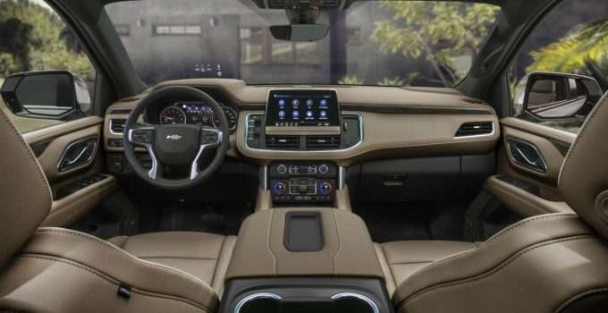 2021 Chevy Traverse High Country Interior Colors, New, Lease