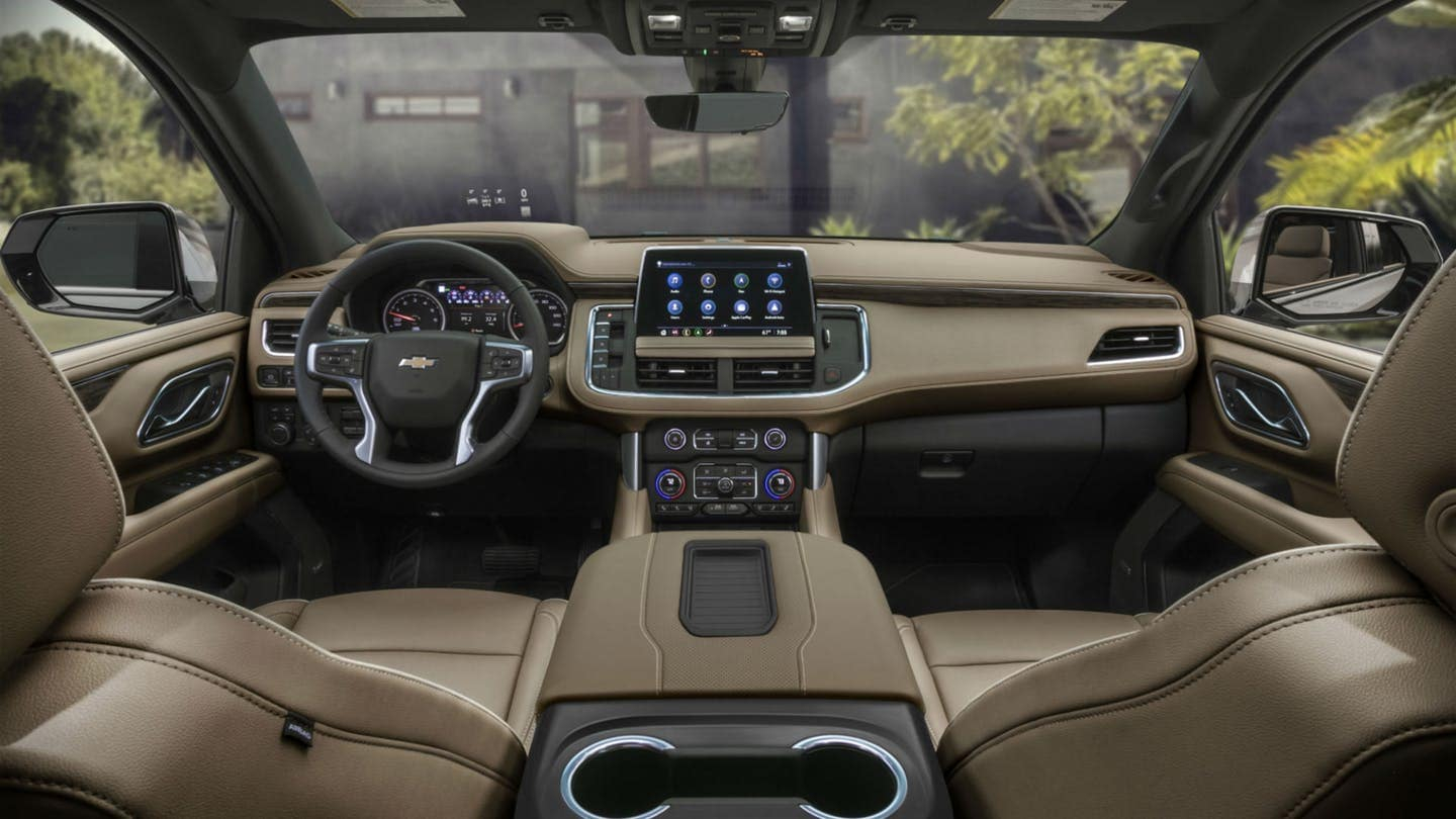 2021 Chevrolet Tahoe And Suburban | Best Chevrolet 2021 Chevy Traverse High Country Interior Colors, New, Lease