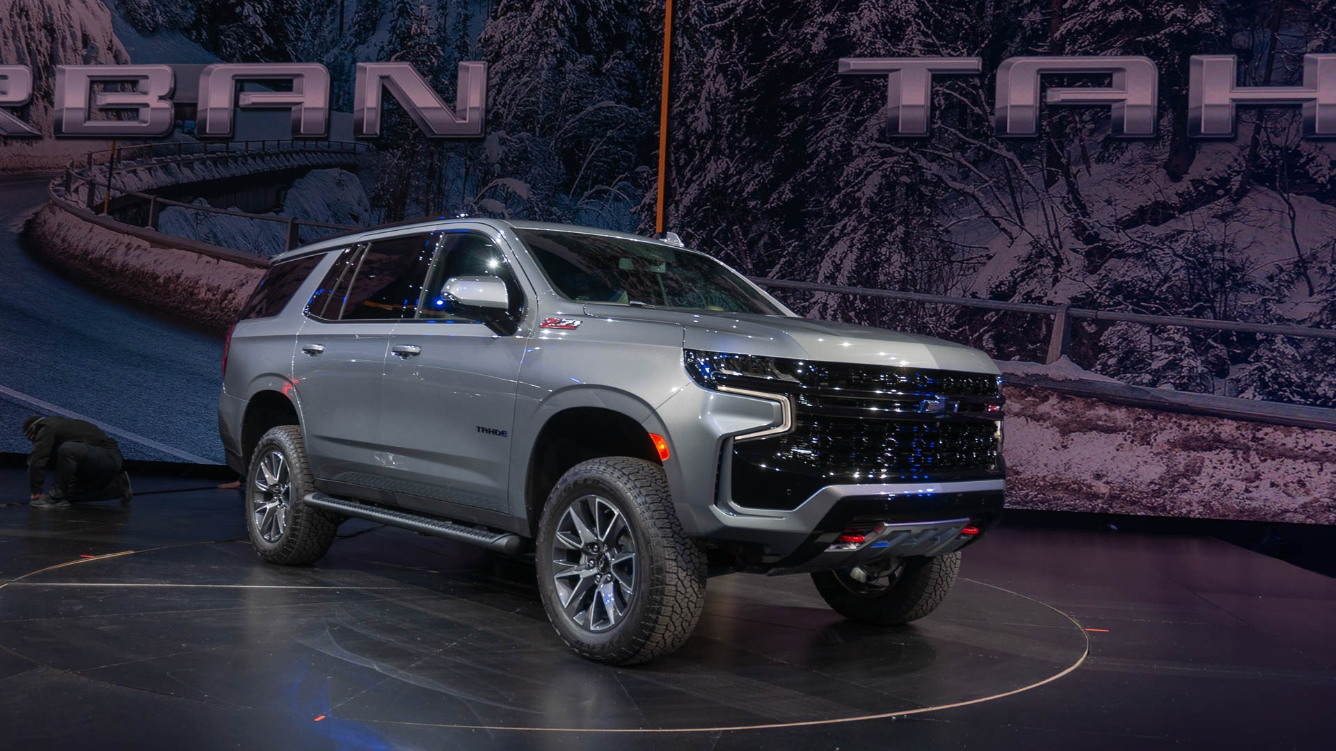 2021 Chevrolet Tahoe And Suburban Double Down On Tech, Space Towing Capacity Of 2021 Chevy Silverado 1500 Rst