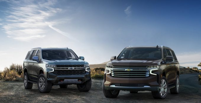 2021 Chevy Tahoe Owners Manual, Oil Capacity, Options