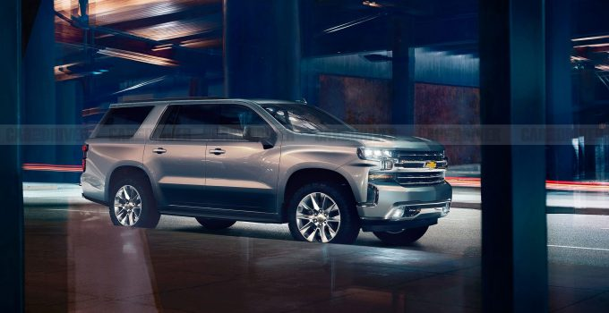 2021 Chevy Tahoe Supercharger, Tire Size, Transmission