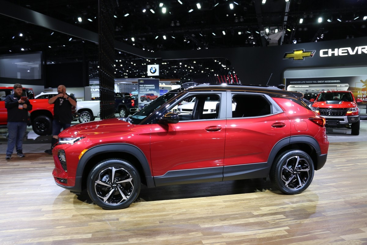 2021 Chevrolet Trailblazer First Look   Kelley Blue Book Is The 2021 Chevy Blazer Out Yet