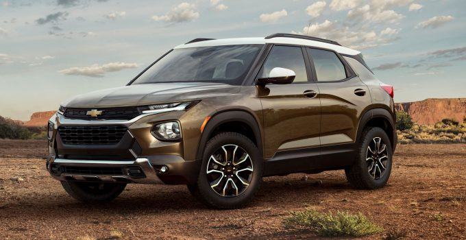 Can A 2021 Chevy Blazer Be Flat Towed