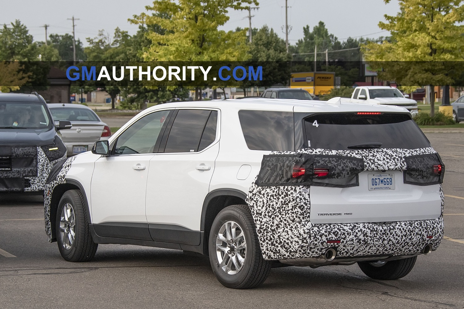 2021 Chevrolet Traverse Info, Specs, Wiki   Gm Authority 2021 Chevy Traverse Ls Specs, Review, Features