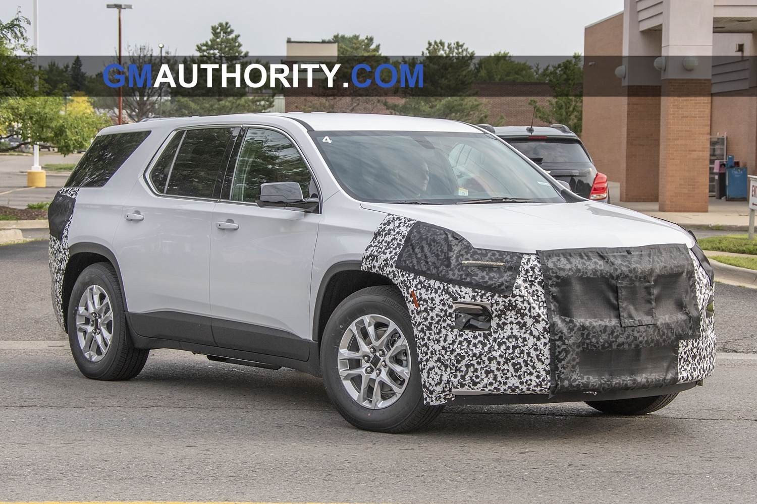 2021 Chevrolet Traverse Refresh Caught In Spy Shots | Gm 2021 Chevy Traverse Rs Review, Awd, Awd Review