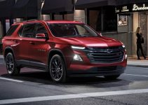 2021 Chevy Traverse High Country Review, Price, Interior