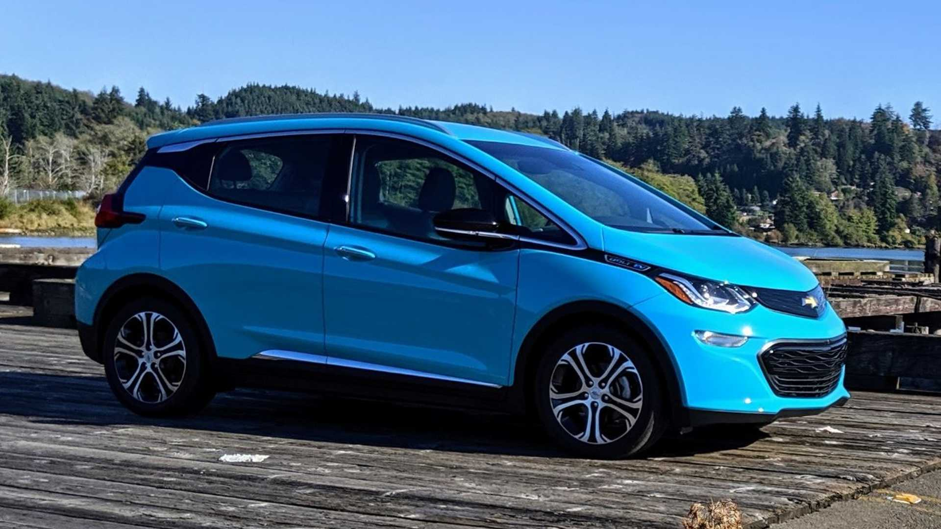 2021 Chevy Bolt: Everything We Know - Interior, Seats, Range 2021 Chevrolet Bolt Range, Specifications, Seats
